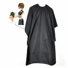 Salon Hair Cut Hairdressing Hairdressers Barbers Cape Gown Cloth Waterproof UK67