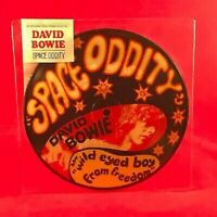 "DAVID BOWIE Space Oddity 2015 UK 7"" Vinyl Picture Disc single BRAND NEW"