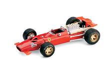 Ferrari 312 F1 Prova Modena con Radiatore Olio 1969 Chris 1 43 Brumm R295-upd15