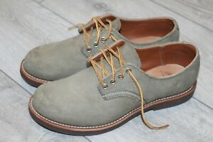 RED WING 8056 HERITAGE OXFORD SHOES UK 7 (US 8, EU 41) BOOTS