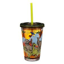Disney The Good Dinosaur Tumbler Cup with Straw toddler kids