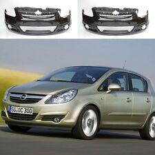 Opel Corsa D 2006-2011 vorne Stoßstange in Wunschfarbe lackiert, NEU!