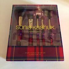 Sonia Kashuk Limited Edition 5pcs Brush Set Brand New Super Cool!