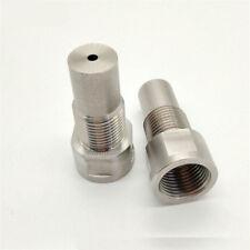 Stainless Steel o2Oxygen Sensor EXTENSION Spacer Catalytic Converter M18*1.5 NEW