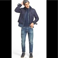 Bonobos' classic Denim Men's Jean Jacket Size M