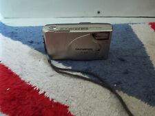 Olympus CAMEDIA 120 2.0MP Digital Camera - Silver