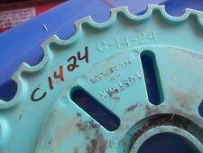 1 Used C1424 Plastic Farmall McCormick Ih Planter Seed Plate C14 24 C 1424