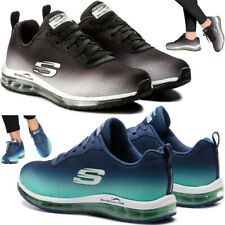 SKECHERS Womens Skech Air Element Air Cooled Cushioned Trainers Shoes RRP £77