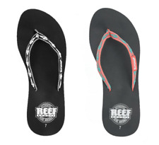 Reef GINGER 30 Yrs Womens Sandals - GENUINE Ladies Woven Flip Flops CLEARANCE