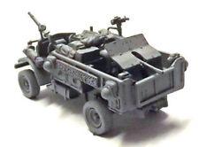 Milicast 1/76 FORD F30 4x4 30cwt TRUCK (LRDG) con 37mm Bofors UK347 GUN