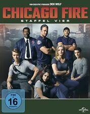 6 DVDs * CHICAGO FIRE - SEASON / STAFFEL 4 # NEU OVP +