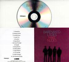 BARENAKED LADIES Fake Nudes 2017 UK 14-trk promo test CD