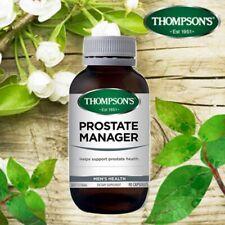 THOMPSON'S PROSTATE MANAGER 90 CAPSULES MEN'S HEALTH IMMUNE SYSTEM THOMPSONS