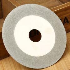 "4"" 100mm Diamond Coated Disc Sanding Wheel Cutting For Ceramics Glass Saw Blade"