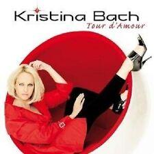 """KRISTINA BACH """"TOUR D´AMOUR"""" CD NEU"""