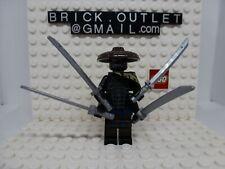 Lego Minifig: Jungle Garmadon - The LEGO Ninjago Movie - njo310