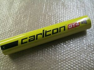 Carlton GT4 Feather Badminton Shuttle Shuttlecock Tube 12 Speed Medium