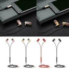 With Mic Earphone Headphone Type-C/3.5mm In-Ear Earbuds W9E5 V7E1
