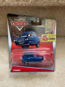 DISNEY PIXAR CARS TOMBER! PARIS PARTS MARKET 1/6! NIP 2015 NON-MINT