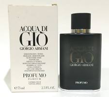New*Tester*Box - ACQUA DI GIO PROFUMO by Giorgio Armani EDP Spray for MEN 2.5 oz