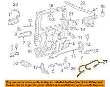 GM OEM Side Sliding Door-Harness 15850888