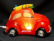 New Volkswagen Bug Lamp VW Beetle 1960s Car Desk Table Light Hippie Surfboard