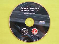 NAVIGATION OPEL CD 70 NAVI BENELUX 2014 ZAFIRA ASTRA TIGRA SIGNUM MERIVA VIVARO