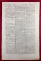 Procès Carrier 1794 Chouans Noyades de Nantes Loire Finistère Haxo Thureau