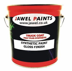Synthetic Gloss Car and Commercial Paint Pue/Cit Festival Red EJX   1lt brush