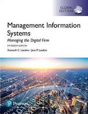 Management Information Systems: Managing the Digital Firm, Global Edition by Lau