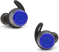 JBL Reflect Flow Wireless Headphones Waterproof True In-Ear Sport  IPX7 BLUE NEW