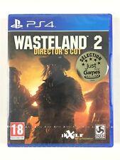 Wasteland 2 Director's Cut PS4 / Jeu Sur Playstation 4 Neuf