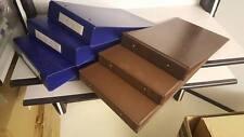 Raccoglitore ad Anelli STELVIO 40 A4 A 2D 2 anelli 1 scatola 6 pezzi