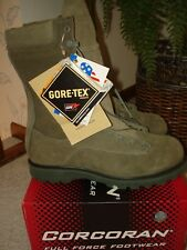 NEW SAGE CORCORAN MATTERHORN GORE TEX COLD WEATHER MILITARY COMBAT BOOTS 9 1/2W