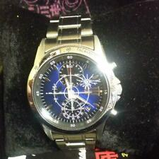 Seiko 7T92-HAZ0 Limited Edition Lupin the Third Quartz Mens Watch Auth Works