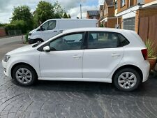 1.4 Polo Bluemotion – 5 Door - White - Spares or Repair