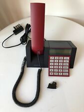 B&O BEOCOM 1600 TELEPHONE FIXE BORDEAUX VINTAGE -  EXCELLENT ETAT