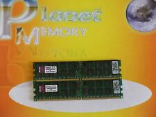 Kingston 8GB 2X4GB DDR2 PC2-5300 240-Pin ECC REG SERVER Ram KVR667D2D4P5/4GEF