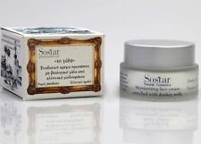 Sostar The Milk Moisturising Face Cream With Greek Organic Donkey Milk 50ml