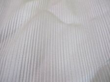 3 Yards Dusty Rose Rosa Schleife gestreift Polyester Britex Fabrics