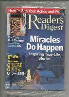Reader's Digest NEW/SEALED December 2004 - Jamie Lee Curtis, Miracles, more