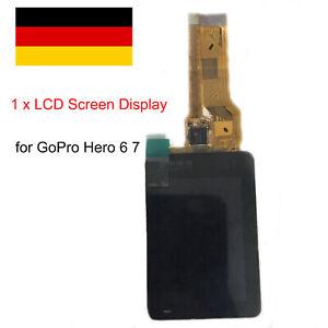 LCD-Bildschirm Digitizer Bildschirmbaugruppe für GoPro Hero 6 7 Ersatzteile