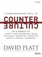 Counter Culture - Leader Kit by David Platt (2015, Mixed Media / Book, Other)