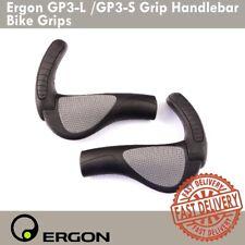 Ergon Gp3-L /Gp3-S Handlebar Bike Grips Mtb Hybrid 3-Finger Bar Ends Grip