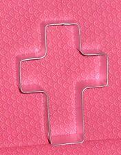 "Cross 3"" Metal Cookie Cutter, Wilton,2308-1018,Religious,Easter,Faith"