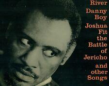 "PAUL ROBESON - SAME HARRIET WINGREEN ALAN BOOTH 12"" LP (L8505)"