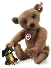 """STEIFF  """"BELLE THE LIBERTY BEAR""""  EAN 681684   COMES WITH REPLICA LIBERTY BELL"""