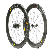 CycleOps PowerTap G3 ENVE 65mm Carbon Tubular Wheelset Shimano 11 Speed New
