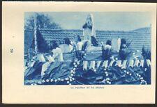 62 SURQUES BENEDICTION STATUE SAINTE BERNADETTE PETITE IMAGE 15 MAI 1938