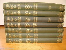 Modern Music & Musicians 1918 7 Volumes Piano Compositions  ed. Elson